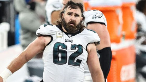Jason Kelce: Eagles can be in transition period and contend